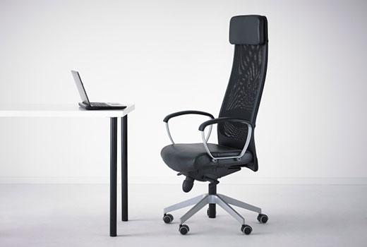 Офисные стулья.
