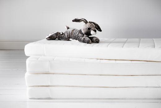Матрасы для детских кроватей.
