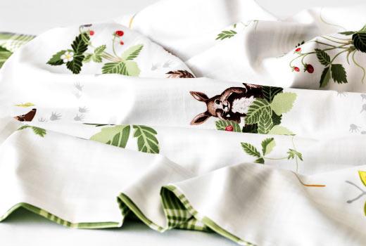 Текстиль для малышей.
