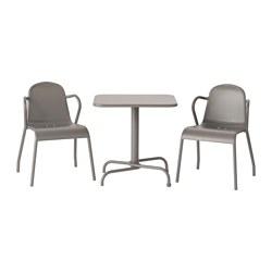 ТУНХОЛЬМЕН комплект стол+стул