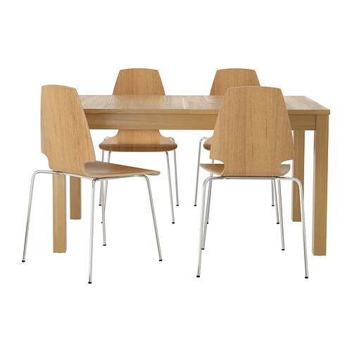 Комплекты для столовой – 4 места