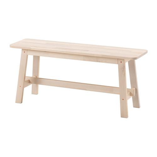 НОРРОКЕР скамья деревянная