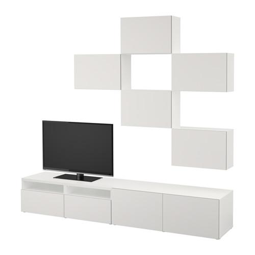 БЕСТО шкаф для ТВ, комбинация